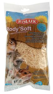 Lit douillet Rody'Soft nature 25 g pour rongeurs - Zolux