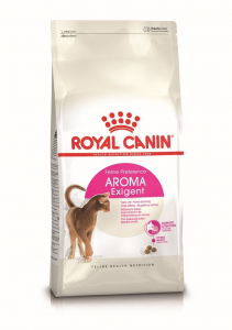Croquettes pour chat - Royal Canin - Aroma Exigent - 400 g