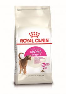 Croquettes pour chat - Royal Canin - Aroma Exigent - 2 kg