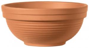 Coupe Giganti - Deroma - terre cuite - 19 cm