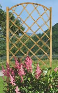 Treillis Bamboo - Arc - 50 x 170 cm