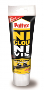 Colle - Pattex - Ni clou Ni vis - Extra forte et rapide - 260 g