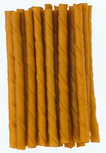 25 mini-sticks torsadés - Anka - 13 cm