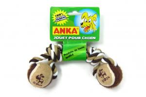 Jouet Doggies Double Tennis - Anka - PM