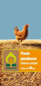 Aliment complet - Poule pondeuse - 25 kg