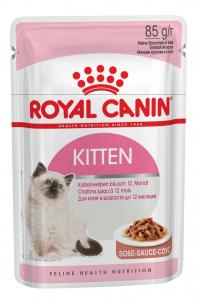 Émincés en sauce pour chaton - Royal Canin - Kitten - 85 g