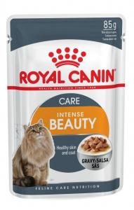 Émincés en sauce pour chat - Royal Canin - Intense Beauty - 85 g