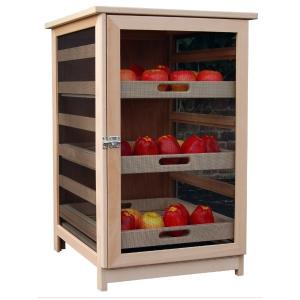 Garde-manger légumier fruitier - Masy - moyen modèle - bois - 81x50x59 cm
