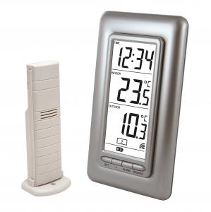 Station de température WS9162IT-SIL - 868 Mhz
