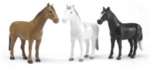 Assortiment de chevaux