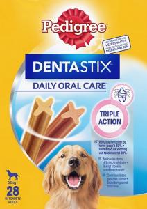 Dentastix bâtonnets hygiène bucco-dentaire pour grands chiens - Pedigree - 28 sticks - 1,08 kg