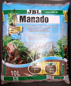 Substrat pour aquarium - Manado - JBL - 10 L