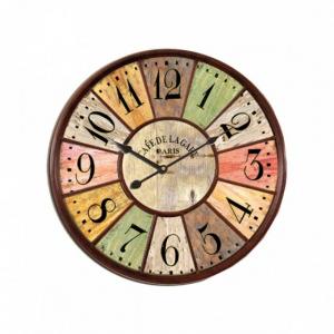 """Horloge """"Café de la gare"""" - 58 cm"""