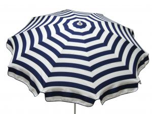 Parasol Cancale - Jardin Privé - Ø 240 cm - Bleu
