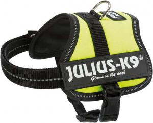 Julius - Baby 2/XXS: 33–45 cm/18 mm, vert fluo