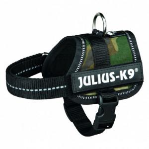 Julius - Baby 1/XXXS: 30–40 cm/18 mm, camouflage
