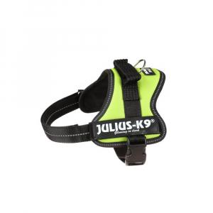 Julius - Mini/S: 51–67 cm/28 mm, vert fluo