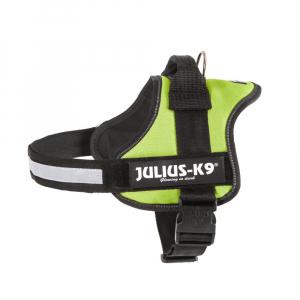 Julius - 0/M: 58–76 cm/40 mm, vert fluo