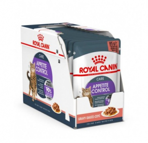 Royal Canin - Appetite Control Care Sauce 12x85g