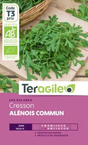 Cresson alenois commun bio - 5g - Teragile