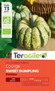 Courge sweet dumpling bio - 2g - Teragile