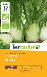 Fenouil selma bio - 1g - Teragile
