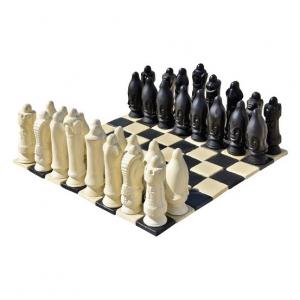 Jeu d'échecs géant extérieur - 1m²