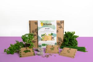 Kit Aromates - Graines Bio - Ortusia