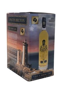 Pastis breton - Bib Vieux Briscard - 45% - Bib 3L