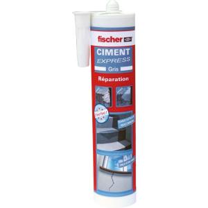 Ciment express gris - 310 ml - Fischer