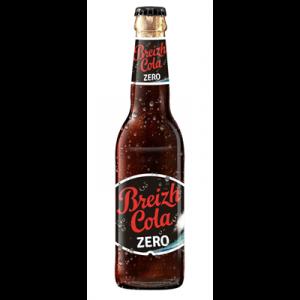 Breizh cola zéro - Bouteille en verre  cl