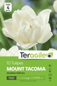 Tulipe double Mount Tacoma - Calibre 12/+ - X10