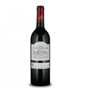 Bordeaux supérieur - Château La Blanquerie - BIO - Vin rouge