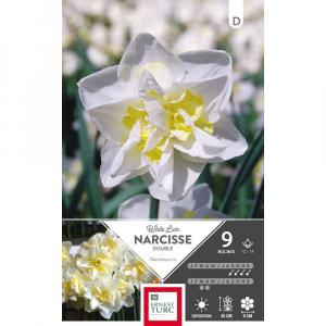 Narcisse Double White Lion - Calibre 12/14 - X9