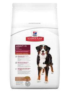 Aliment chien Science Plan Canine Adult Advanced Fitness Large Breed au Poulet - Hill's - 12 Kg
