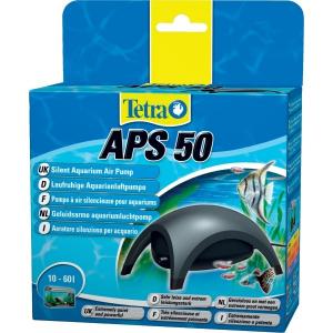Tetra Pompe à air APS 50 - Pompe à air silencieuse pour aquariums
