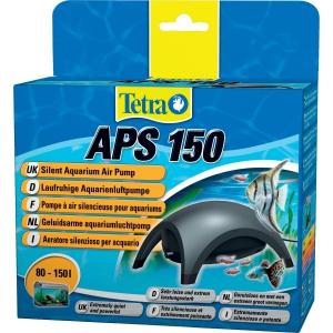 Tetra Pompe à air APS 150 - Pompe à air silencieuse pour aquariums