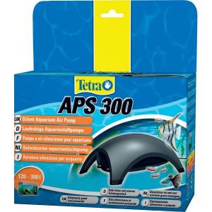 Tetra Pompe à air APS 300 - Pompe à air silencieuse pour aquariums