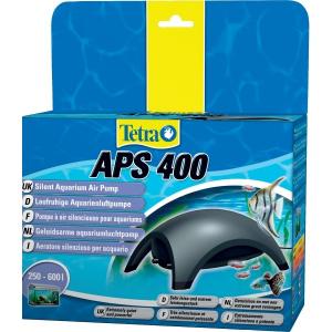 Tetra Pompe à air APS 400 - Pompe à air silencieuse pour aquariums