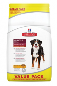 Aliment chien Science Plan Canine Adult Advanced Fitness Large Breed au Poulet - Hill's - 18 Kg
