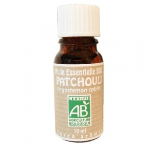 Huile essentielle de Patchouli Bio - 10ml