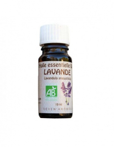 Huile essentielle de Lavande Bio - 10 ml