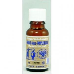 Mélange d'huiles essentielles Orange etpamplemousse - 20 ml