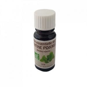 Huile essentielle de Menthe poivrée Bio- 10 ml