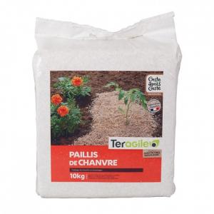 Paillis de Chanvre - Teragile - 10 kg