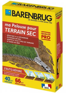 Gazon terrain sec - Barenbrug - 1kg