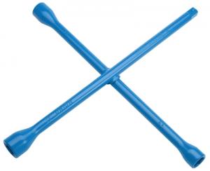 """Clé en croix - Unior - 6 pans - 17 - 19 - 22 + carré de 1/2"""""""