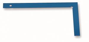 Equerre de maçon - Revex - 40 cm - Bleue