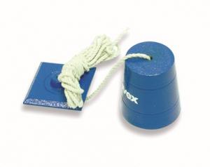 Plomb de maçon + ficelle - Revex - 1 kg