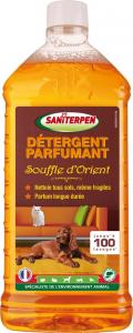 """Détergent parfumant """"Souffle d'Orient"""" 1 L - Saniterpen"""